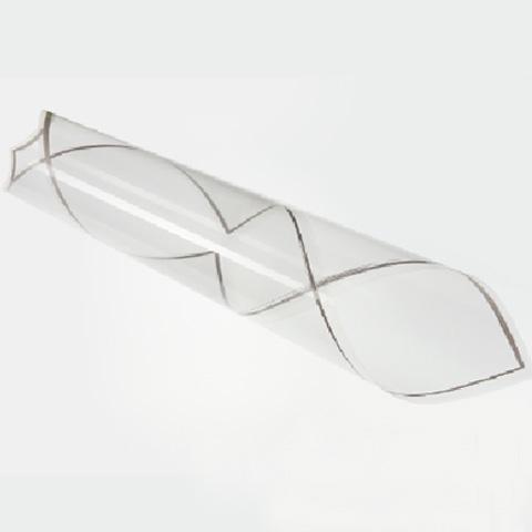 Transparent electromagnetic shield film
