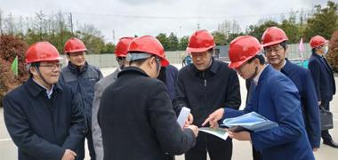 南通市副市长陈晓东一行莅临维业达科技(江苏)有限公司考察调研