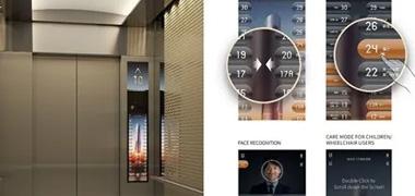 祝贺!维业达触控合作伙伴上海三菱电梯荣获2020德国红点&IF设计双奖